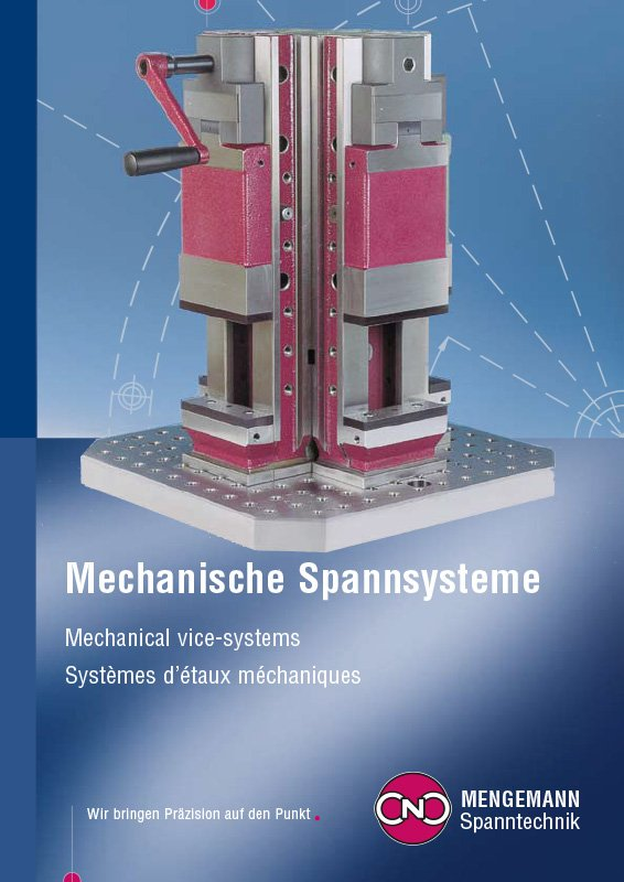 Mechanische Spannsysteme